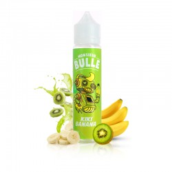 E liquide KiKi Banana 50ML Liquideo Monsieur Bulle