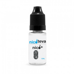 Booster de Nicotine Nico+ 19,90MG 10ML NicoTeva (Pack de 100)