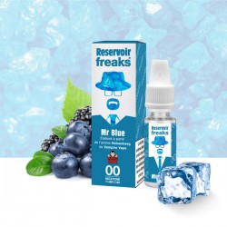 E liquide MR Blue 10ml Freaks (Pack de 10)