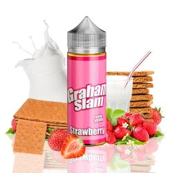 Eliquide Graham Slam Strawberry  100ML The Mamasan