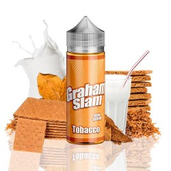 Eliquide Graham slam Tobacco 100ML The Mamasan