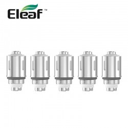 Pack 5 résitances GS air - Eleaf