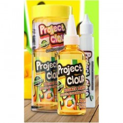 E Liquide Double Mango - Project Cloud 100ML TPD