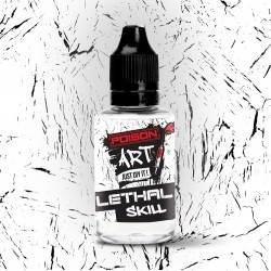 Concentré Lethal Skill - Poison Art - 2 X 30 ML (Pack de 2)