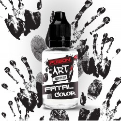 Concentré Fatal Color - Poison Art - 2 X 30 ML (Pack de 2)