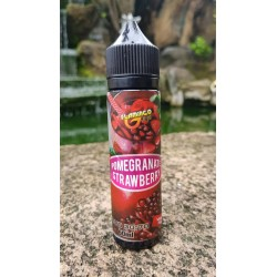 E Liquide Pomegranate - Strawberry / Flamingo 50ML (Mix & Vape)