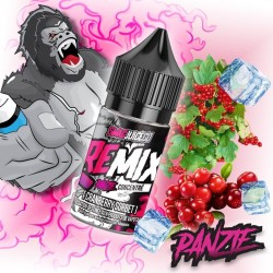 Concentrés PANZIE CRANBERRY SORBET - SWAG REMIX 30ml (Pack de 5)