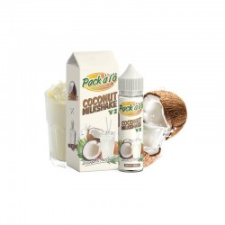 Eliquid Coconut Milkshake - 50 ml - Pack à l'Ô