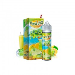 Eliquid Lemon Twist - 50 ml - Pack à l'Ô
