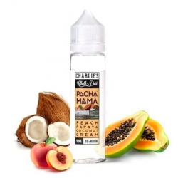 E-liquid Peach Papaya - Pachamama - 50 ml