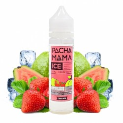 E-liquid Strawberry Guava - Pacha Mama ICE - 50 ml