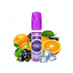 E-liquide Black orange crush ice Dinner Lady 50 ml