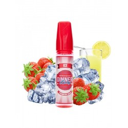 E-liquide Strawberry Bikini Ice Dinner Lady 50 ml