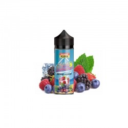 E Liquide Hello Summer Raspberry Blueberry 100 ml Horny Flava