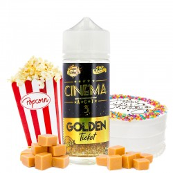 E Liquide Cinema ACT 3 100ML Cloud Of Icarus